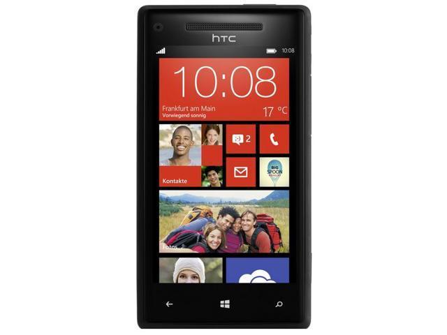 HTC 8X C620E Black (Unlocked) GSM Smartphone