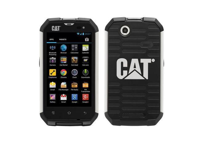 Caterpillar CAT B15 AWS Black (Unlocked) GSM Smartphone Single SIM