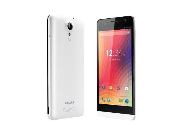 BLU Studio 5.0s II D572A White (Unlocked) Dual-SIM Smartphone