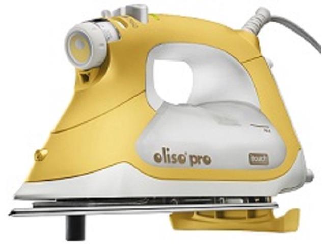 Oliso Pro Smart Iron TG-1600 w/ Stainless Steel Soleplate & Beadblast Finish