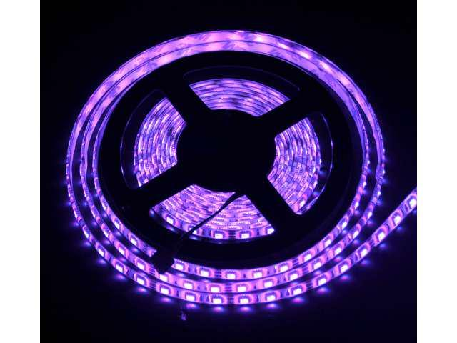CBD 196 Inch 5050 RGB Waterproof 300 LED Light Strip Can Be Used for Outdoor lighting