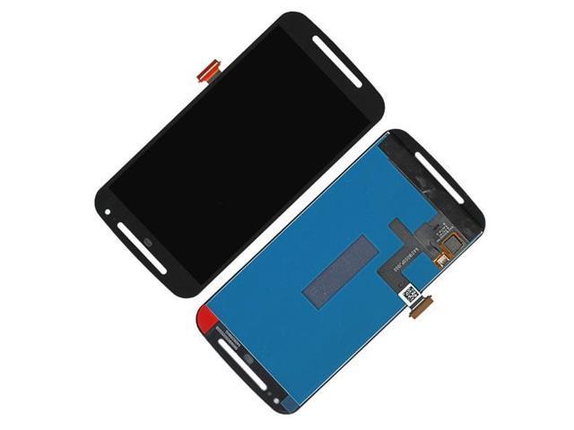 LCD Display Digitizer For Motorola Moto G2 2nd XT1063 XT1064 XT1068 Black NE#3