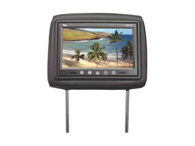 Tview T921plbk 9 Dual Black Headrest Tft Lcd Monitors W/ Remote