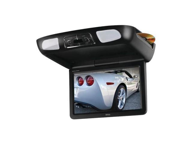 Boss Audio Bv12.1Mch 12.1 Flip-Down Monitor With Built-In Dvd Player