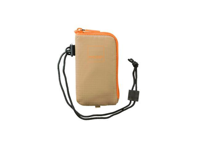 Acme Made The Noe Carrying Case (Pouch) for Camera - Creamsicle - Textured - Moisture Resistant - Nylon