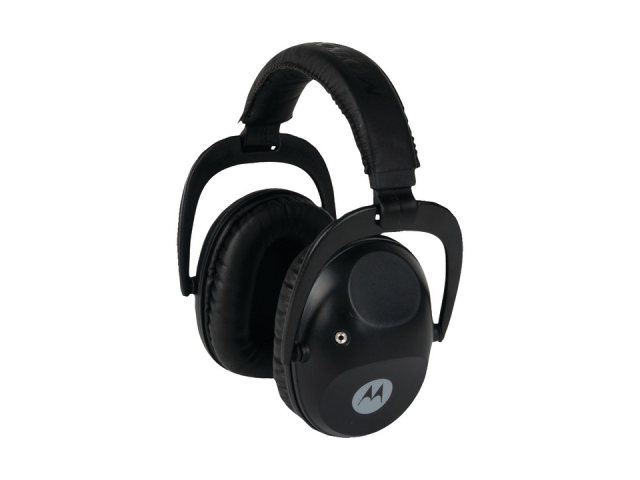 Motorola MHP61 Talkabout Isolation Earmuff with PTT Microphone Cable
