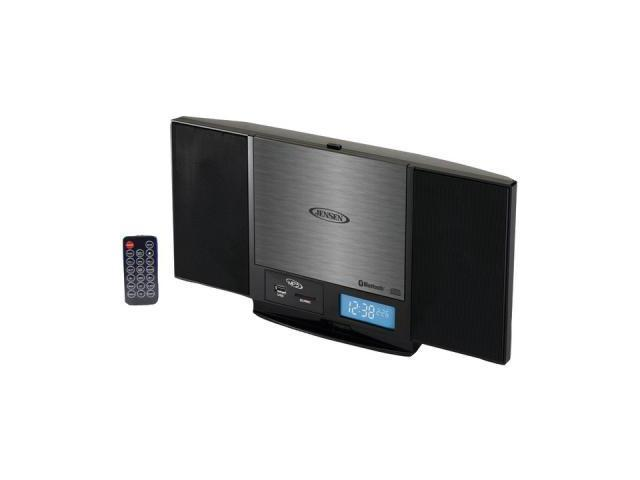 JENSEN Wall-Mountable Bluetooth Music System JBS-300