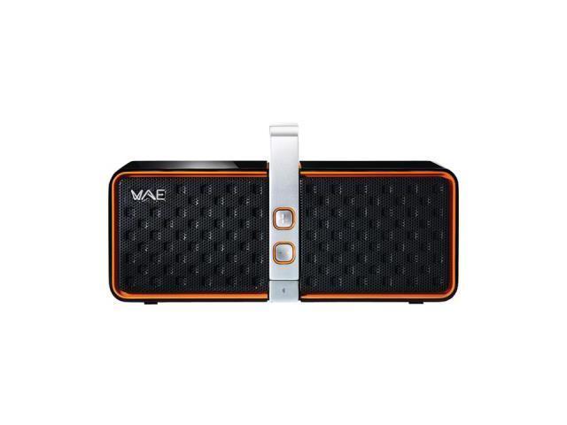 Hercules 4769183 Bluetooth 2.0 Speaker (Black/Orange)