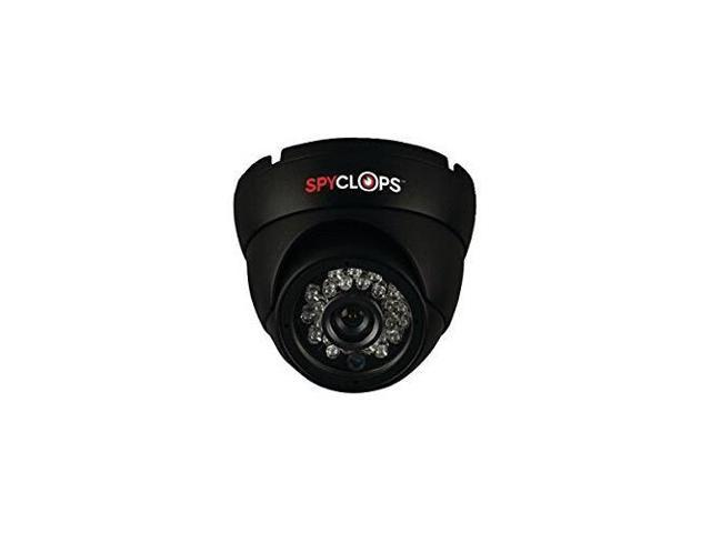 Ethereal SPY-MINIDOMEB2P CCD Plastic Mini Dome Camera (Black)