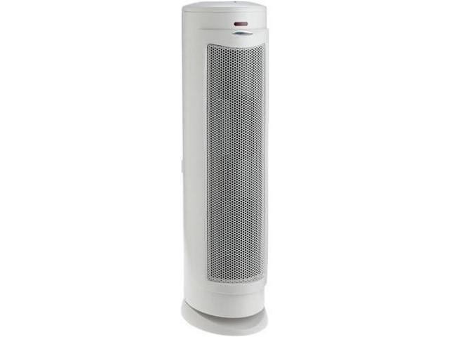 Bionaire BAP825WO-U HEPA-Type Tower Air Purifier with Remote Control Silver