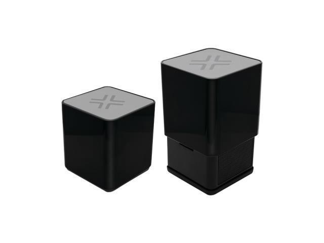 Lenmar Spk300k Rise Ultra-Portable Bluetooth(R) Speaker (Black With Aluminum Top)