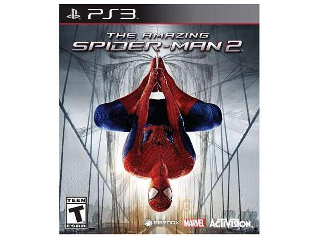 Activision 84934 The Amazing Spider-Man 2 - Action/Adventure Game - PlayStation 3