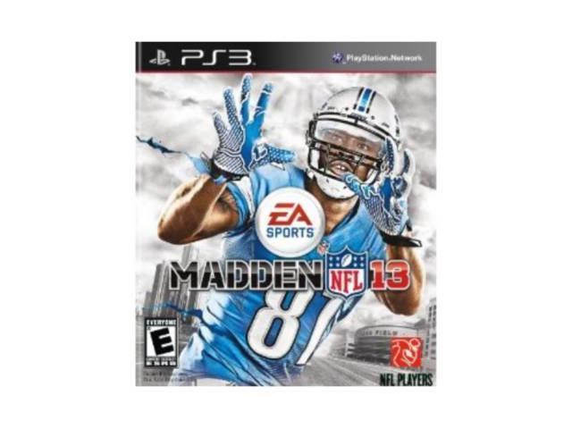 EA 19734 Madden NFL 13 for Playstation 3