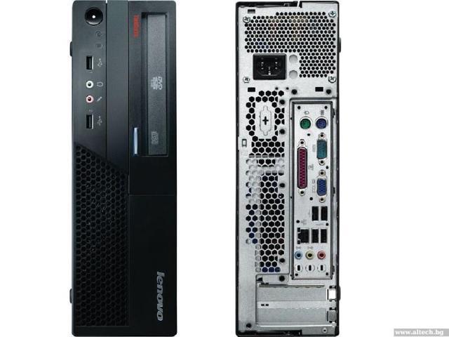 Lenovo M58p Desktop Computer - Core 2 Duo - 3.0GHZ - 4GB - 160GB - DVD/RW - Windows 7 Professional 64 bit
