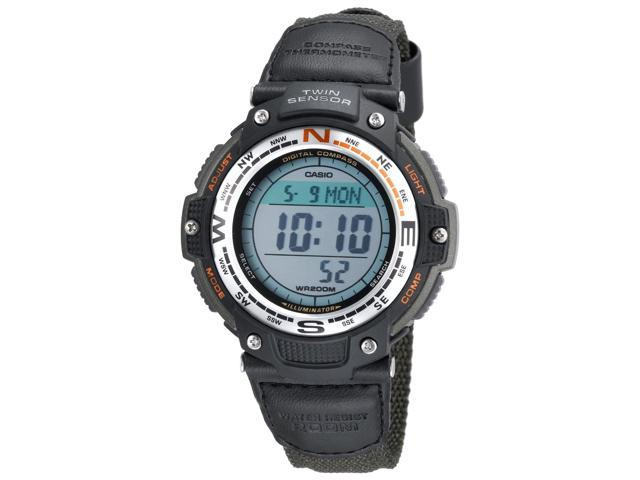 Casio Mens Twin Sensor Digital Sport Watch