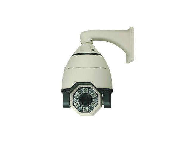 BV Tech PTZ High Speed Smart Infrared Dome Security CCTV Camera with Day/Night function, Pan/Tilt Angle: 360°, 27x Optical Zoom, 540 TVL Color