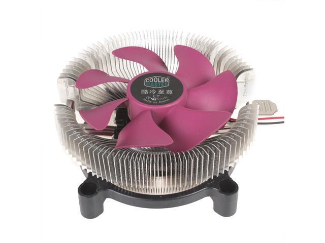 Multi-platform Silence Computer CPU Radiator Fans CPU Cooler