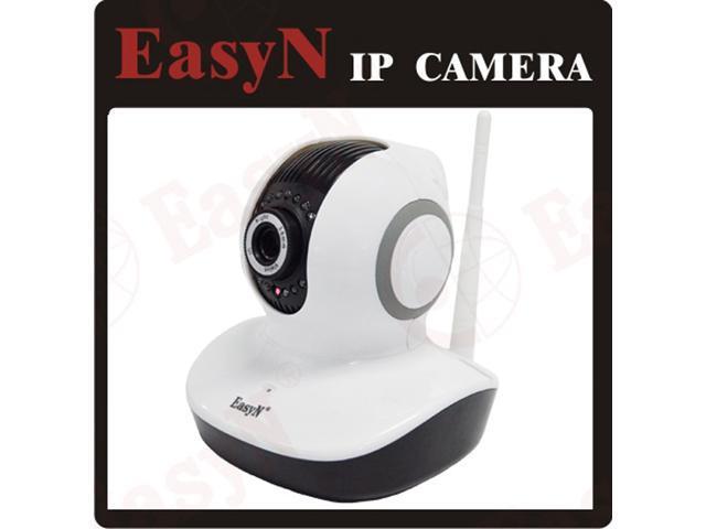 EasyN H3-V10D Free Shipping HD Megapixel P2P Wireless IP Camera Pan/Tilt IR Cut Motion Detection.Best Home IP Camera