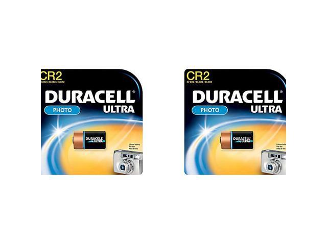 2x Duracell CR-2 3V Photo Lithium Battery for Canon EOS 300 Cameras USA SHIP