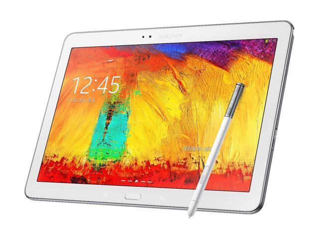 New Samsung Galaxy Note 10.1 (2014 Edition) SM-P600 Wi-Fi Only Tablet - White