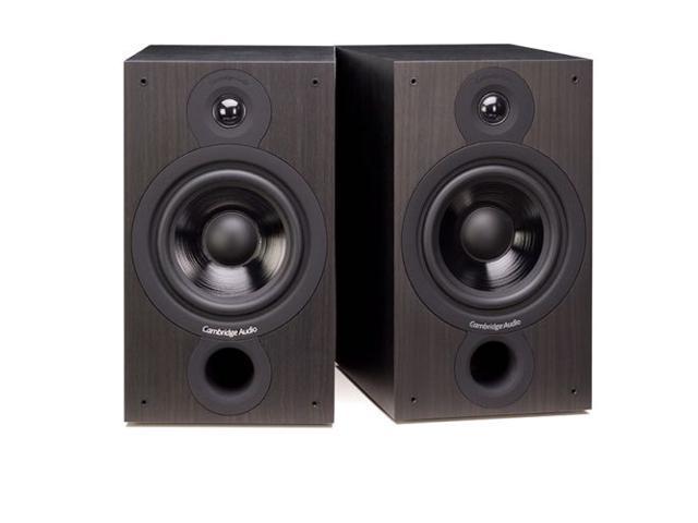 Cambridge Audio SX60 Bookshelf Speakers - Black Pair
