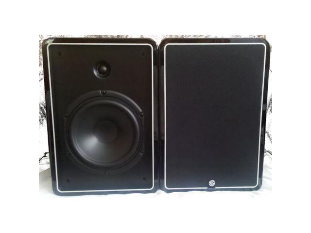 Speakercraft Roots-650 Bookshelf Speakers - Pair