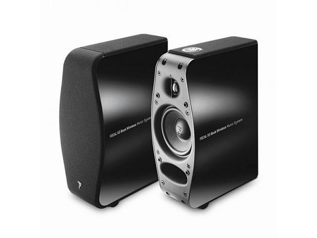 Focal XS-Book Wireless Multi-Media Speakers - Pair