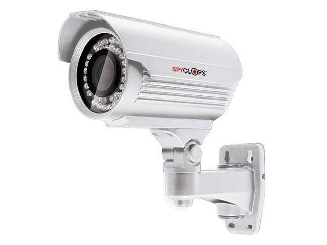 Spyclops Security Bullet Camera - White
