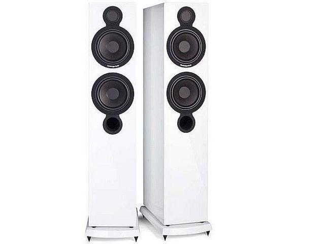 Cambridge Audio Aeromax-6 Tower Speakers - White Pair