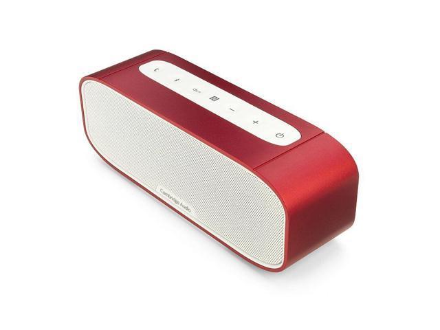 Cambridge Audio Minx-G2 Bluetooth Speaker System - Red
