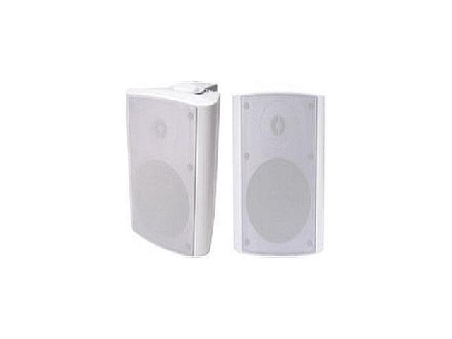 Atlantic Technology AW-5 Outdoor Speakers - White Pair