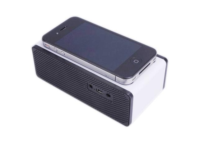 ECSEM® Portable Mini Wireless Near Field Magic Speakers Mutual Electromagnetic Induction Amplifier Speakers for Iphone 5 4s 5S HTC Samsung phones ...