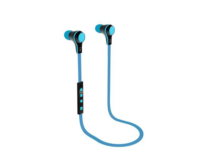 Ecsem Mini Lightweight BT Wireless Stereo Sports/Running & Gym/Exercise Bluetooth Earbuds Headphones Headsets w/Microphone for Iphone 5S 5C 4S 4 ...