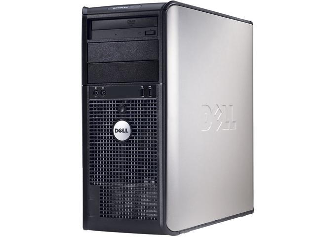 Dell OptiPlex 330 Intel Core Duo 2000 MHz 80Gig HDD 4096mb DVD ROM Windows 7 Home Premium Desktop Computer