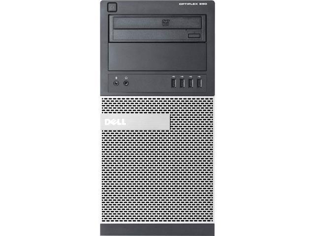 Dell Optiplex_990MT Intel i5 3000 MHz 250Gig HDD 8192mb DVD ROM Windows 7 Professional 64 Bit Desktop Computer