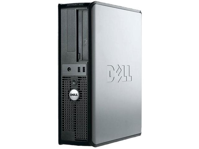 Dell Optiplex 320 Intel Pentium 4 3000 MHz 80Gig HDD 2048mb DVD ROM Windows 7 Home Premium 32 Bit Desktop Computer