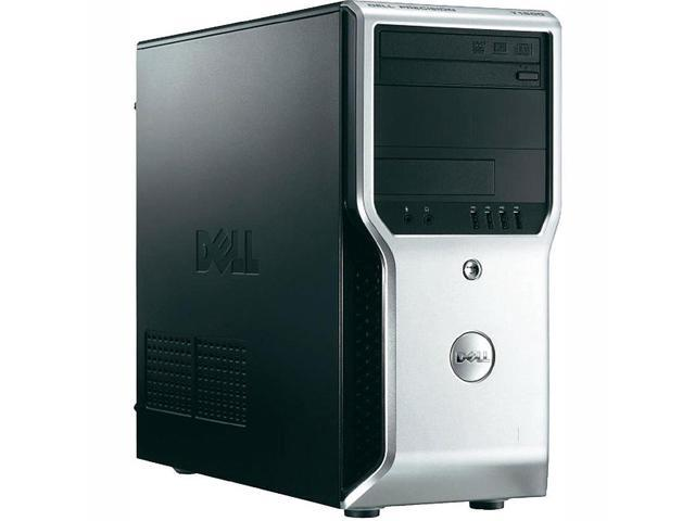 Dell Precision T1500 Intel i7 Quad Core 2800 MHz 250Gig HDD 8192mb DVD-RW Windows 7 Professional 64 Bit Desktop Computer