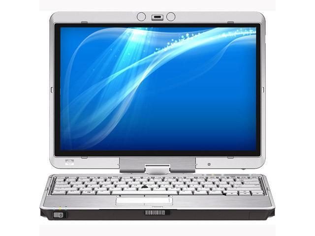 "HP EliteBook 2740p Intel i7 Dual Core 2600 MHz 160Gig HDD 2048mb NO OPTICAL DRIVE 12.0"" WideScreen LCD Windows 7 Professional 32 Bit Laptop ..."
