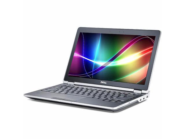 """Dell Latitude E6230 Intel i5 2600 MHz 250Gig HDD 4096mb NO OPTICAL DRIVE 12.0"""" WideScreen LCD Windows 7 Professional 64 Bit Laptop Notebook"""