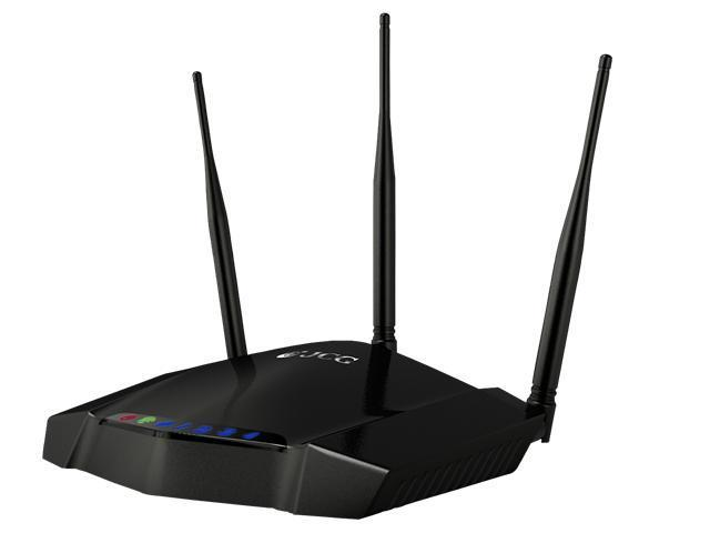 JCG High Power Wireless N300 Router JHR-N835R