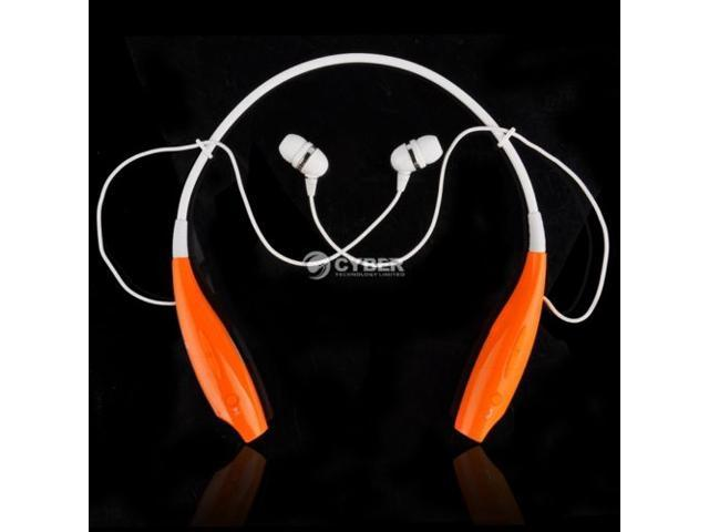 Bluetooth Stereo Headset Neckband Earphone HBS-730 For Iphone Samsung Galaxy HTC
