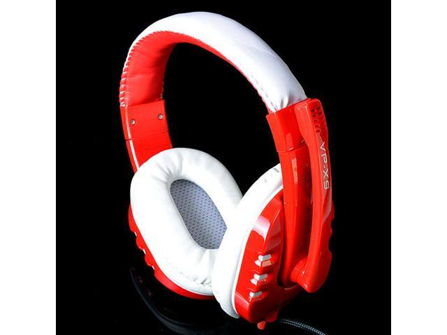 High quality Stereo Headband Headphone Gaming Headset with Microphone for PC MP3
