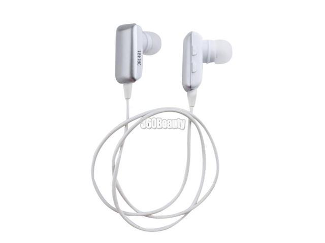 Hot Silver Sport Wireless Bluetooth Music&Call Stereo Headset Headphone Earphone