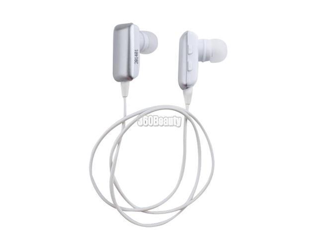 Hot Silver Sport Wireless Bluetooth Music&Call Stereo Headset Headphone Earphone