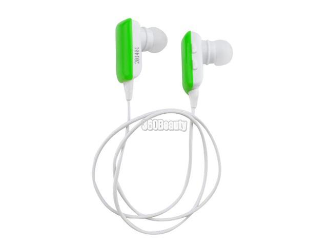 Hot Green Sport Wireless Bluetooth Music&Call Stereo Headset Headphone Earphone