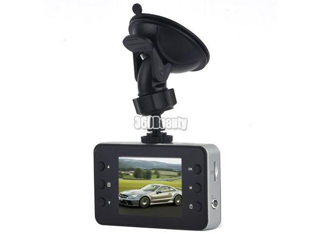 Camera Night Vision Car Vehicle DVR Video Recorder 6000K Camcorder