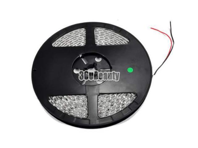 Waterproof Green LED Strip Lighting Lamp 3528 SMD 600LED 5M Flexible Light