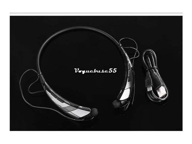 Bluetooth Wireless Handfree Sports Stereo Headset For Samsung iphone