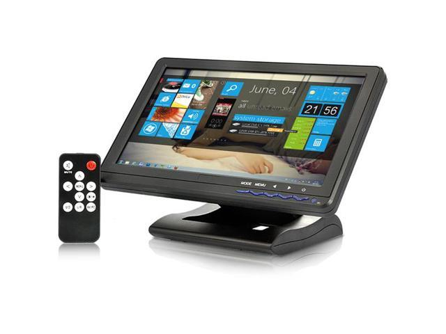 VIBOB 10.1 Inch Wide Touchscreen Monitor - HDMI, AV, VGA, YPbPr