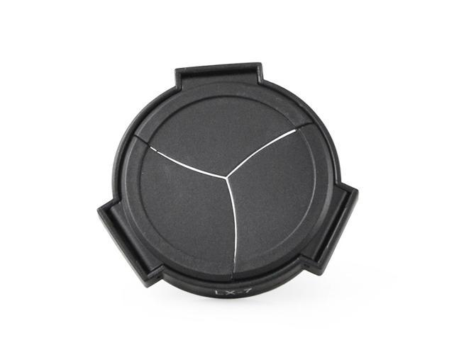 MENGS? LX-7 Self-Retaining Auto Open Close Sync Lens Cap for PANASONIC LX-7 Camera